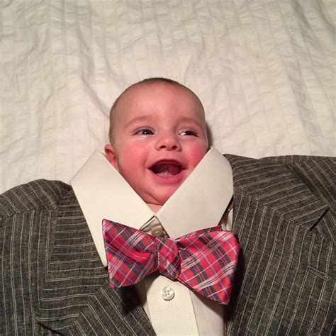 Suit Baby Meme - baby suiting meme shows off the little boss man