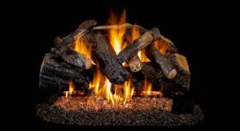 real fyre 36 quot charred majestic oak ansi certified vented