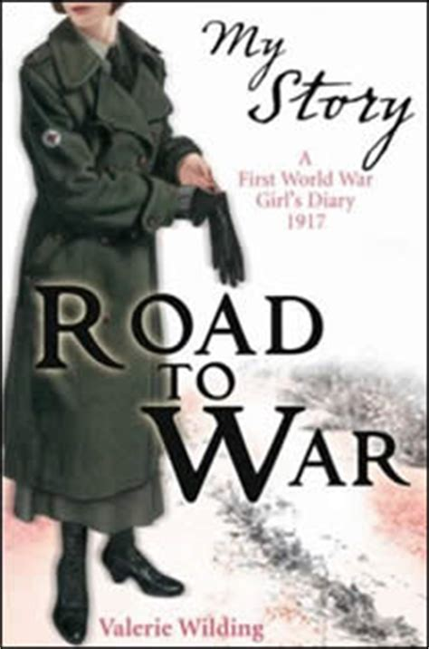 the unfavorable war my story books valerie wilding