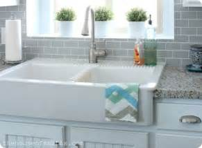 Ikea farmhouse sink in kitchen remodel the house of smiths http