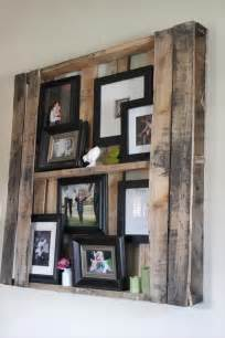 shelves made from pallets diy pallet wall shelves picture frame display rack 99 pallets