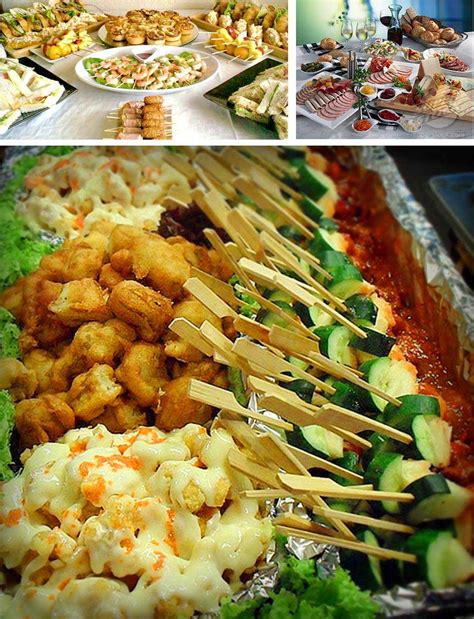 wedding buffet ideas for the perfect reception food menu