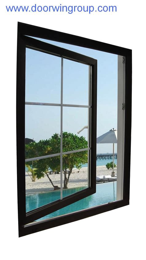 Glazed Awning Windows by China Aluminium Glazed Casement Window Photos