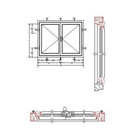 window section cad block window cad detail dwg cadblocksfree cad blocks free