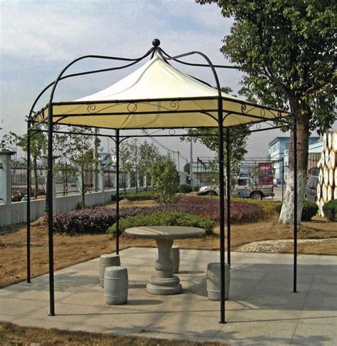 pavillon rund wasserdicht luxus pavillon modena 6 eckig stahlgestell wasserdichte