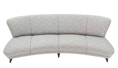 cloud sofa for sale new upholstery curved cloud sofa for sale at 1stdibs