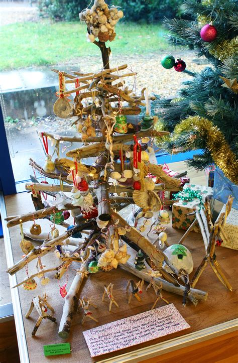 hospital departments compete in christmas tree competition