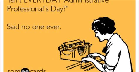 administrative professionals day when is administrative
