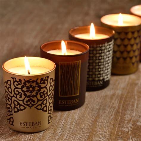candela profumata candela profumata ricaricabile teck tonka
