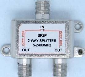 Splitter 2 Way 5 2400mhz china 2 way splitter 5 2400mhz china catv splitter splitter