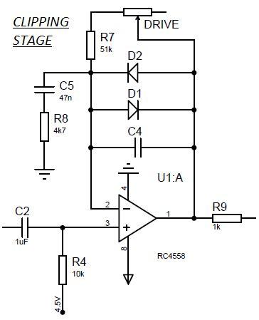 ibanez ts808 wiring diagram