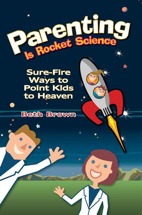 rocket science books parenting is rocket science hardcover publishing designs