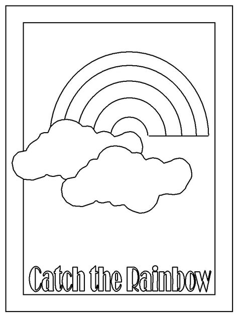 dltk rainbow coloring page st patrick day coloring pages dltk st patrick s coloring