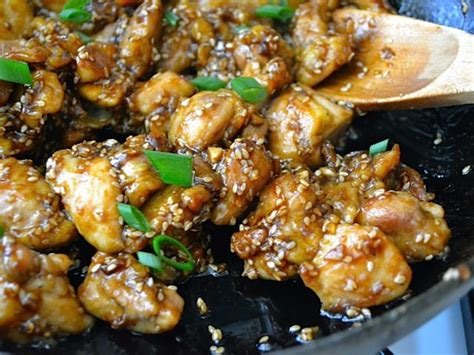 easy sesame chicken budget bytes