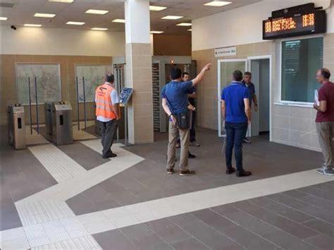 stazione di prima porta ferrovia roma nord domenica apre la nuova stazione di