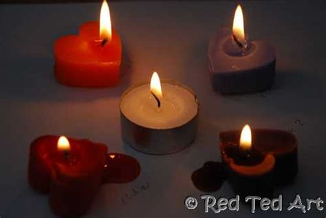 how to make a candle wick how to make candle wicks experiment results red