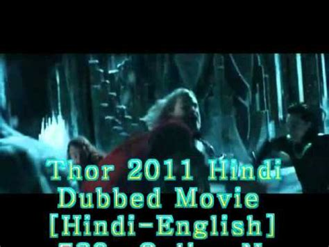 thor movie hindi dubbed thor 2011 hindi dubbed movie hindi english 720p online