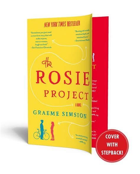 the rosie project a novel the rosie project book by graeme simsion official