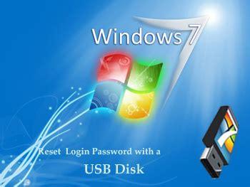 windows 7 password resetter usb cara mengatasi lupa password windows 7 dengan flash disk