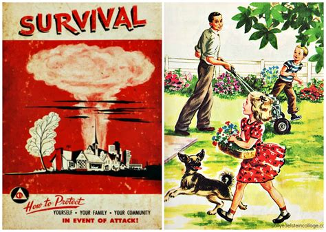 happy happy a survival guide books nuclear jitters envisioning the american