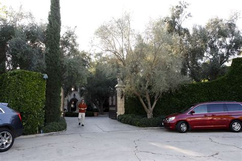 richie house gv s lionel richie s house the site of nicole richie s weekend wedding zimbio