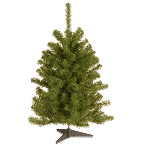 national tree company 3 ft eastern spruce artificial