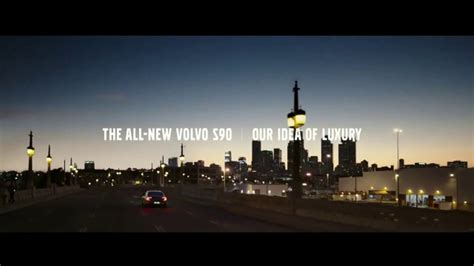 volvo  tv commercial  open road ispottv