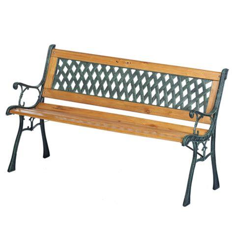dimensioni panchine panca panchina da giardino in legno e ferro dimensioni