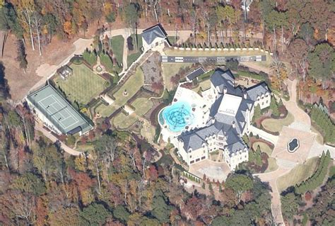 House Plans Australia by Tyler Perry S Atlanta Mega Estate Now Visible In Google