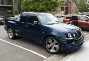 Jaguar Ford Ford F 150 With S Type Why Jaguar Should Never Build
