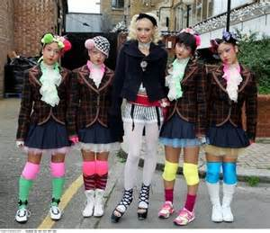 gwen stefani harajuku girls harajuku white girls digital asia
