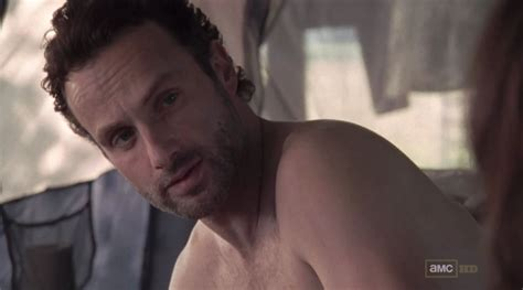 is andrew lincoln leaving walking dead view topic gorgeous actors pilkipedia