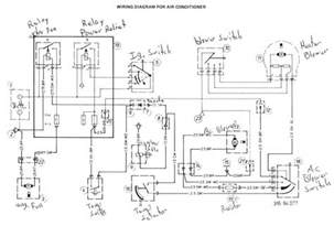 bmw 320i 1977 1979 air conditioning wiring diagram all about wiring diagrams