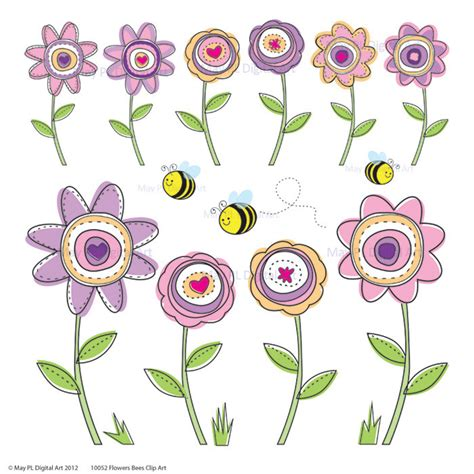 printable flowers clipart spring flowers patriot clipart cliparthut free clipart