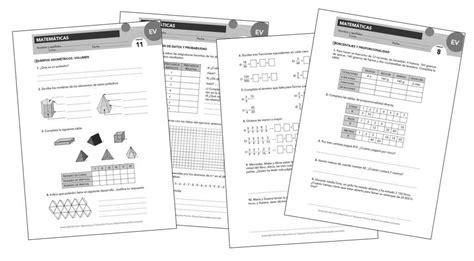 evaluaciones bimestrales para primaria recursos e informacin para evaluaciones propuestas aprender es crecer anaya m6