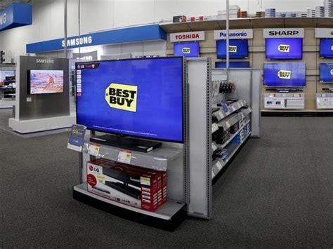 buy posts profit beat estimates sales fall