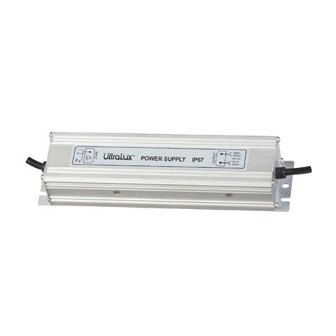 Lu Led Dc Phillips alimentatore per strisce led 80w 12v dc ip67
