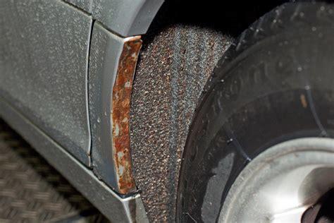 Audi Garantie Durchrostung by Bilder Mercedes Haftet F 252 R Rost Am Vito Bilder
