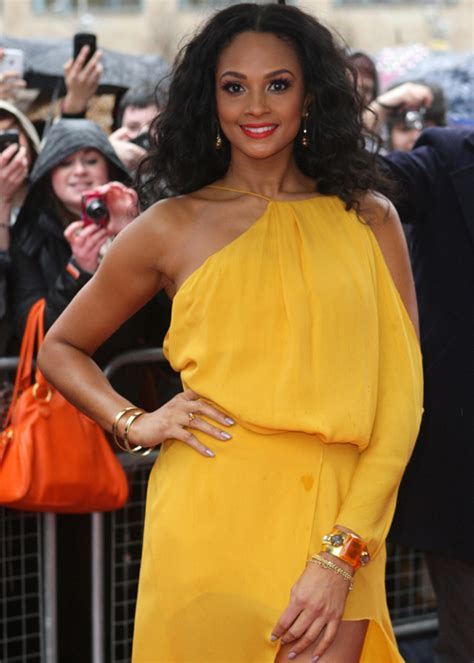 Set Alesha alesha dixon set to be gobby in bgt news