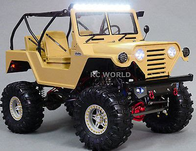 Rc Rock Crawler 24g Scale 112 Upgrade Version axial rc rock crawler for sale classifieds