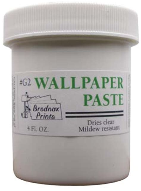 How To Make Wall Paper Paste - g2 wallpaper paste