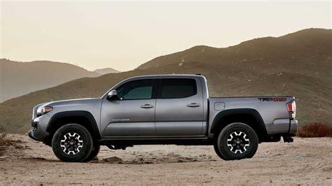 2020 Toyota Tacoma by 2020 Toyota Tacoma Revealed At Chicago Auto Show