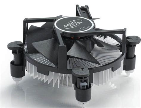 Deepcool Cpu Cooler Ck 11509 kompjuteri desktop deepcool ck 11509 intel cpu kuler