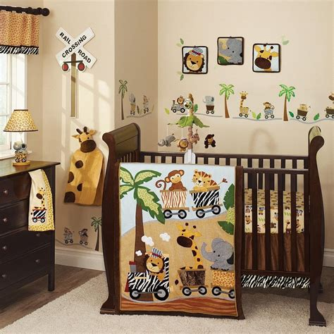 lamb baby bedding lambs and ivy safari express baby bedding baby bedding and accessories