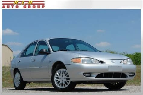 how to work on cars 1998 mercury tracer electronic valve timing sell used 1998 mercury tracer immaculate one owner 35 000 original miles one of a kind in