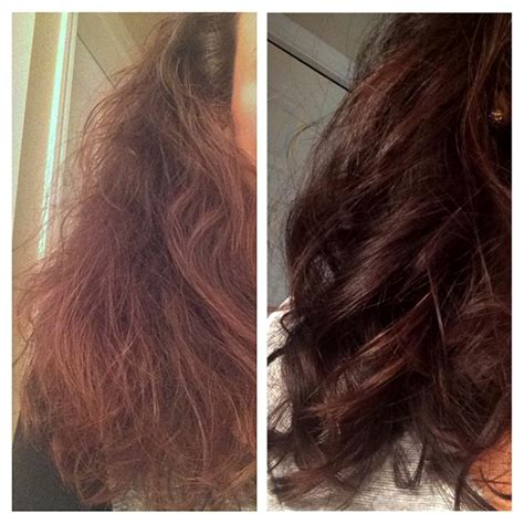 henna color you won t believe these henna hair color transformations