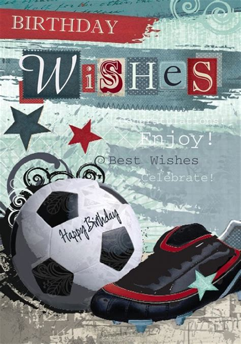 football themed birthday ecards male friendship birthday greetings