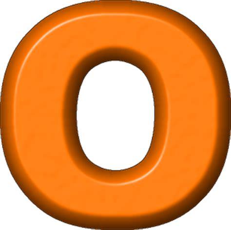 how to o presentation alphabets orange refrigerator magnet o