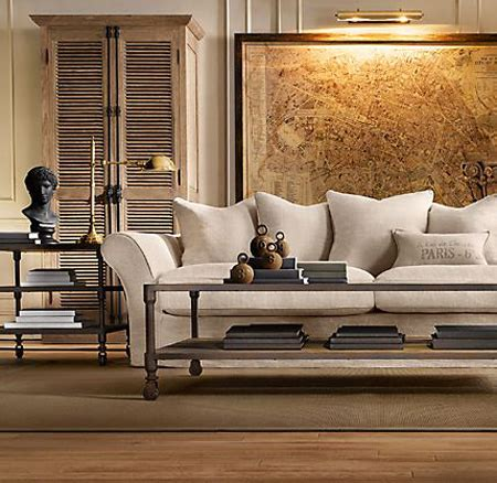 restoration hardware living room ideas restoration hardware edmonton luxury interior design journal