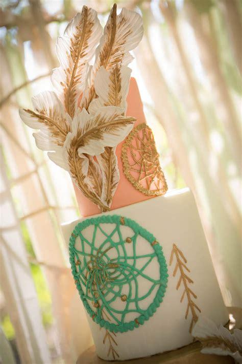 Kara's Party Ideas Pastel Dream Catcher Themed Birthday